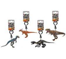 Jurassic World Llavero Dinosaurio modelos surtidos
