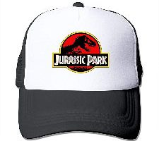 huseki Printing Jurassic Park Logo