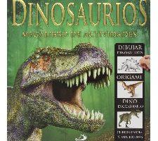 Dinosaurios: Megalibro de actividades y destrezas