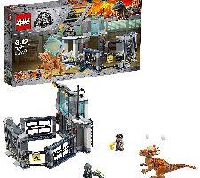 LEGO Jurassic World Fuga del Stygimoloch