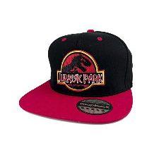 Gorra Snapback Jurassic Park Dinosaurios