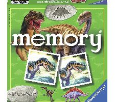 Ravensburger Memory diseño dinosaurios