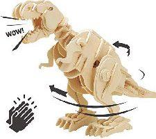 Think Gizmos Juguete Tiranosaurio Controlado por Sonido