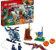 LEGO Juniors Huida del Pteranodon