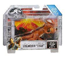 Jurassic World Stygimoloch de ataque dinosaurio de juguete Mattel