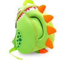 Georgie Porgy 3D Mochila Infantil de Dinosaurios