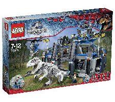 LEGO La Fuga del Indominus Rex