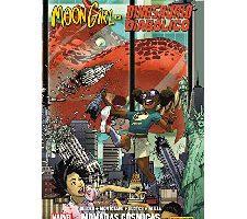 Moon Girl y Dinosaurio Diabólico 2 Monadas cósmicas
