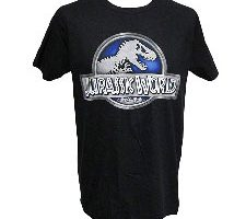 Ripleys Clothing Camiseta Oficial Jurassic World Logo