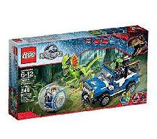 LEGO Emboscada al Dilofosaurio