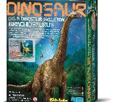4M Dig A Brachiosaurus Skeleton Mundo Animal