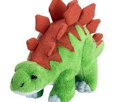 Wild Republic Dinomites peluche Stegosaurus,