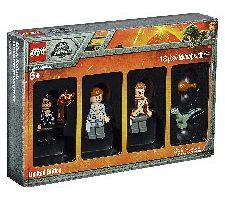 LEGO Jurassic World 5005255 Mini Figuras Set