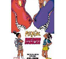 Moon girl y dinosaurio diabolico Girl-Moon 4
