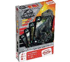 Cartamundi Jurassic World Crazy Eights