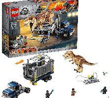 LEGO Jurassic World Transporte del T Rex