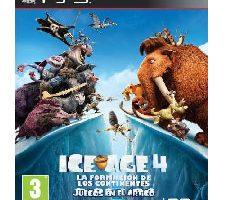Ice Age 4: La formación de los continentes PS3