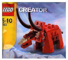 LEGO Creator Dinosaurio triceratops