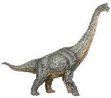 Papo Figura de branquiosaurio