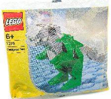 LEGO Creator Dinosaurio Rex