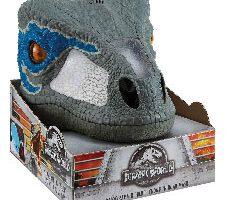 Jurassic World Dino-Máscara con Sonidos Mattel