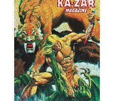 Ka-Zar Magazine Stan Lee