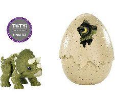 Jurassic World dinosaurio de juguete bebé Triceratops Mattel