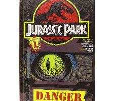 Jurassic Park Vol. 1 Danger Inglés