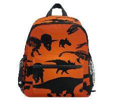 COOSUN Dinosaurio Silueta bolsa del niño Multicolor