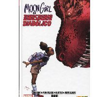 Moon Girl Y Dinosaurio Diabólico 1 Marvel