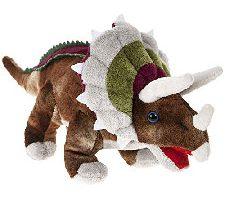 DINOSAUR ANIMAL PLANET Peluche Dinosaurio Triceratops