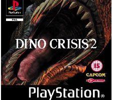 DINO CRISIS 2 PlayStation PSX PSOne