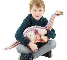Sweety Toys Dinosaurio Peluche Apatosaurus