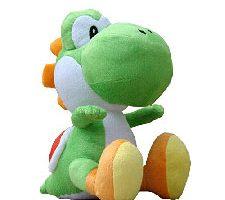 Super Mario Peluche Yoshi con Licencia Oficial de Nintendo