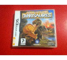 Combate de Gigantes Dinosaurios Ubisoft Nintendo DS