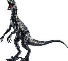 Jurassic World Dino Villano, dinosaurio de juguete Indoraptor