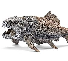 Schleich Figura dinosaurio Dunkleosteus Depredador de los mares.