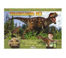 Maqueta gigante Tiranosaurio Rex